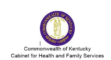 cabinet for health and family services commonwealth of kentucky cabinet for health and family