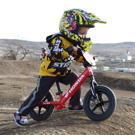 motocross balance bike strider no pedal balance bike
