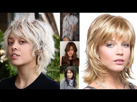 2018 shag haircuts for women long hairstyles , medium