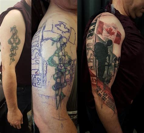 tattoo cover up toronto 35 best trash polka tattoos images on pinterest trash