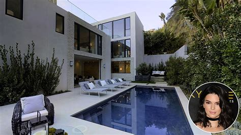 tour kendall jenner s new home in 3d