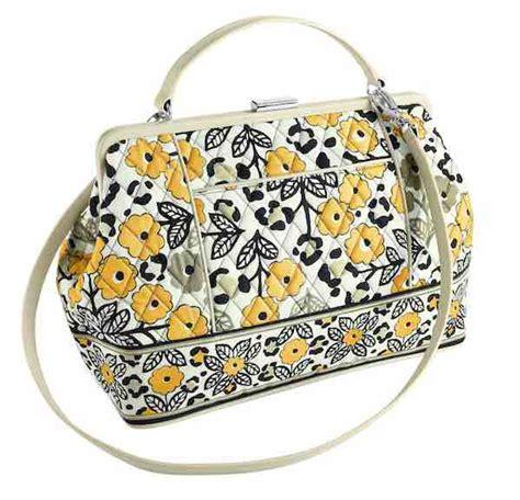 Vera Doctor Frame Bag by Vera Bradley Barbara Frame Bag Satchel Only 46 99