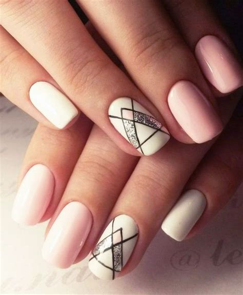 Simple Nail Designs by Best 25 Nail Ideas On Pretty Nails Nail