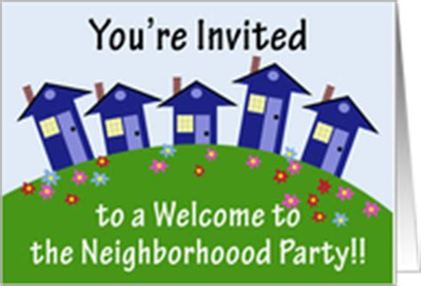 Welcome To The Neighborhood Card Template by Welcome To The Neighborhood Invitations From Greeting Card
