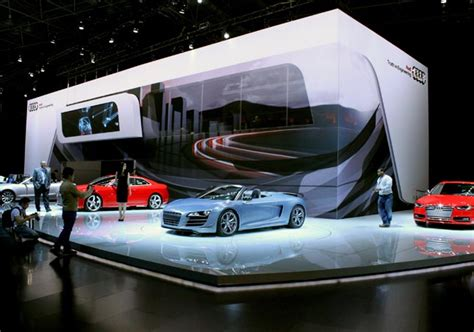 cars photo booth layout new york international auto show 2012 core77