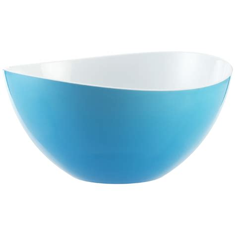 Colorful Kitchen Ideas viviana bowl turquoise containerstore colorful kitchen