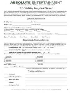 Sle Wedding Planner Contract by Wedding Planner Contract Template Baby Shower Wedding Planners Planners And