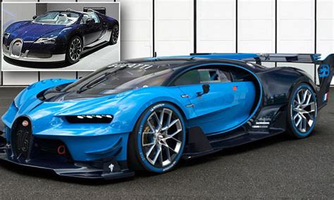 How Fast Is The Bugatti Chiron by Bugatti Reveals New Chiron Could Take The Title For The
