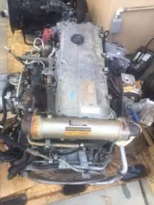 2004 2007 isuzu npr nqr 4hk1 tc 4 cylinder turbo diesel engine 165k ebay
