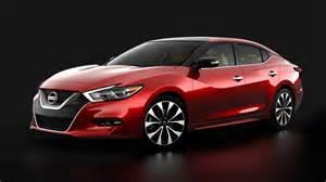 Nissan Maximas 2016 Nissan Maxima S Driver Focused Interior Leaked