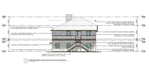 Tiny Home Floor Plan bcc approved house 8 5m above ground level allan van