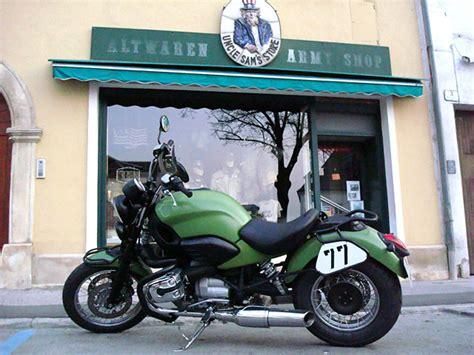 Motorrad Auspuff Einfahren by Bmw R 1200 C Umbau Modellnews