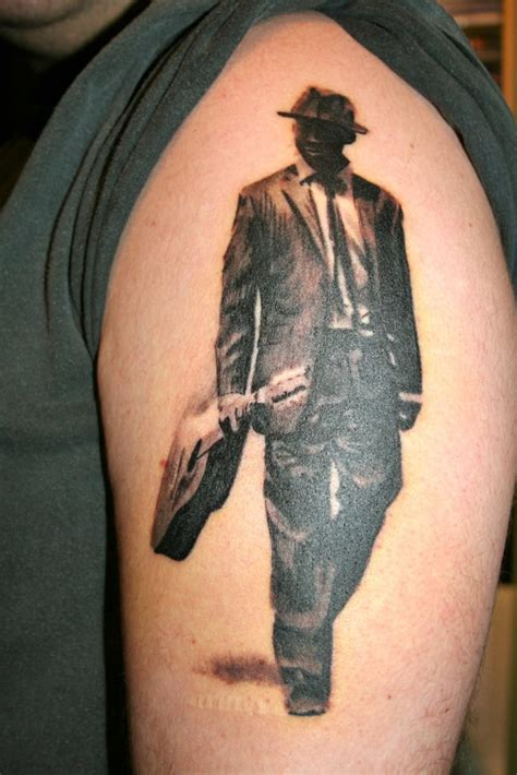 robert johnson tattoos