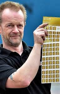 man spends £3,600 stocking up on 10,000 stamps: royal mail