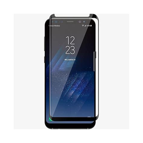 Temperred Glass Samsung Galaxy S8 Plus axessorize curved tempered glass screen protector samsung