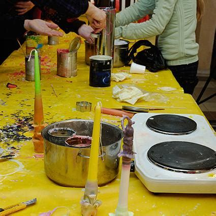 finding candle making classes