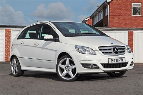 used mercedes b class review auto express