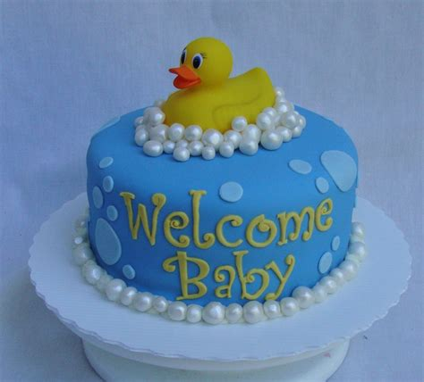 Baby Shower Duck Cakes by Duck Baby Shower Cake Cakecentral