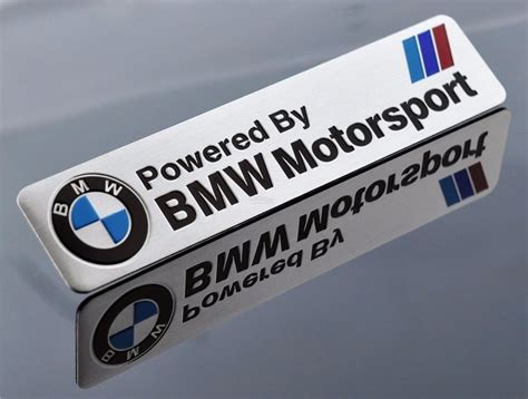 Bmw Aufkleber Motorsport by Car Sticker Bmw Motorsport Logo Emble End 9 2 2017 3 15 Pm