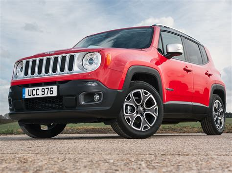 first jeep jeep renegade jeep s first small suv motoring world nigeria