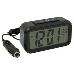 roadpro rp1019 loud 12 volt alarm clock 12volt travel 174