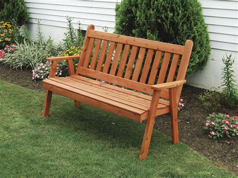 unfinished outdoor bench outdoor 5 traditional english garden bench unfinished