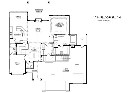 sanctuary green floor plan haven builders inc