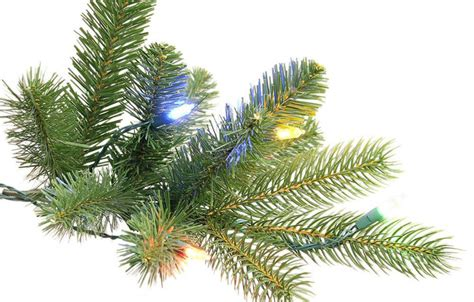 ge just cut norway spruce replacement bulbs 9 ft just cut colorado spruce ez light artificial tree with 700 color choice led