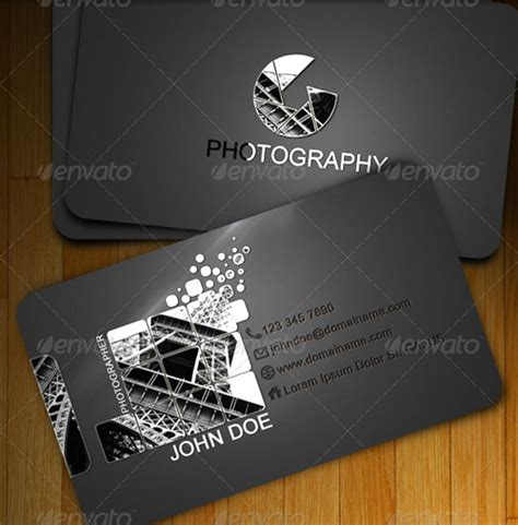 photographer business cards templates 15 creative photography business card templates