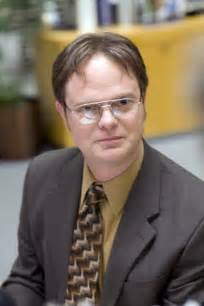 dwight schrute i work at the office