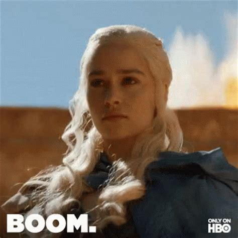 Khaleesi Meme - boom khaleesi gif boom khaleesi got gifs say more with