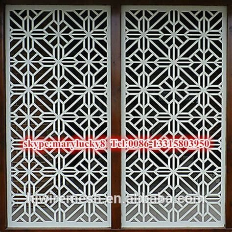 wholesale decorative laser cutting panels laser cut wll