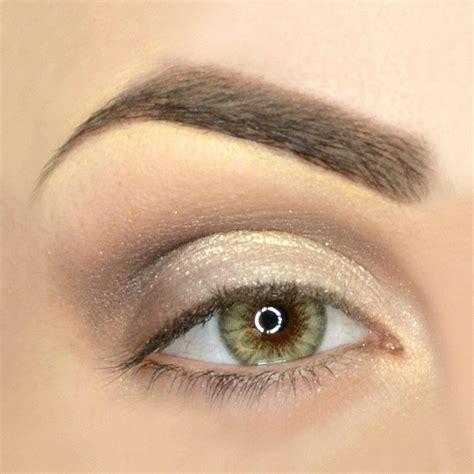 eyeliner occhi tutorial makeup occhi verdi foto tutorial beautydea