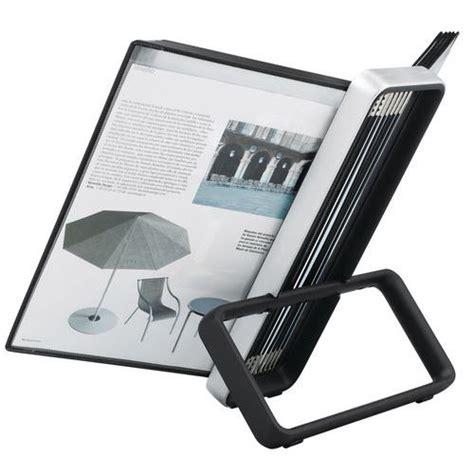leggio da scrivania supporto con leggio da scrivania tarifold veo manutan