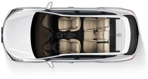 Leather Sofa Tucson Santa Fe Suv Showroom Hyundai Motor Europe