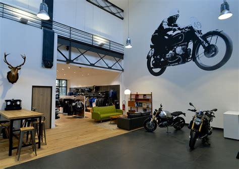 Bmw Motorrad En France une concession bmw de type quot loft quot ouvre ses portes en ile