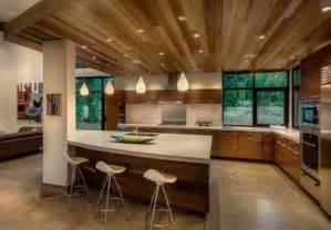 Contemporary Kitchen Interiors by 39 Stylish And Atmospheric Mid Century Modern Kitchen