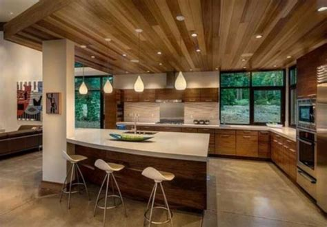 mid century modern kitchen design 39 stylish and atmospheric mid century modern kitchen