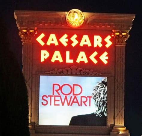 concert review rod stewart   coliseum caesars