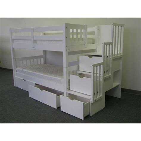 Bunk Bed Storage Drawers 1000 Ideas About Stair Storage On Stair Storage Stairs And Stairs