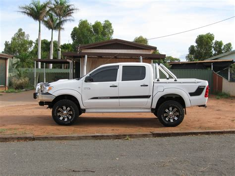 Toyota Hilux 2005 2005 Toyota Hilux Pictures Cargurus