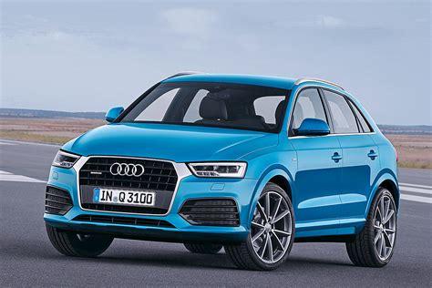 Audi Rs Q3 Preis by Audi Q3 Rs Q3 Facelift 2016 Vorstellung Und Preis