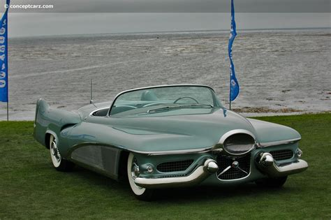 1951 buick lesabre 1951 buick lesabre concept at the 58th annual pebble