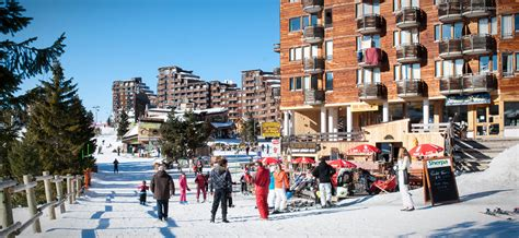 Architecture Concept by Avoriaz Ski Resort Review French Alps Mountainpassions