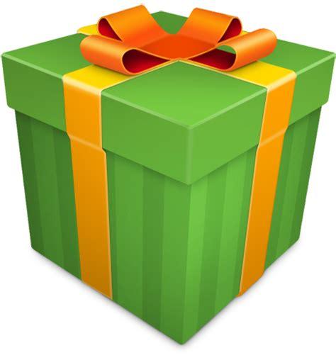 christmas gift green icon christmas gift icons