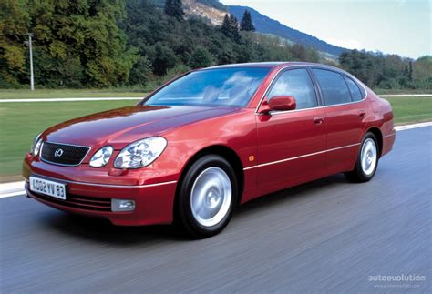how does cars work 1997 lexus gs on board diagnostic system lexus gs specs 1997 1998 1999 2000 autoevolution