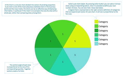 Pie Chart Word Template Pie Chart Exles Pie Chart Template Word