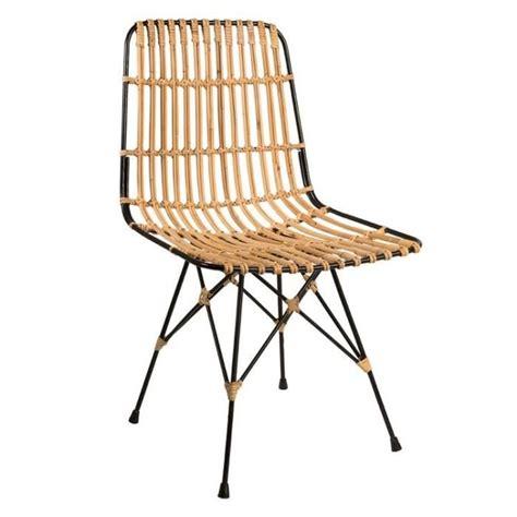 chaise kubu chaise kubu de dutchbone achat vente chaise noir
