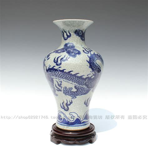 Antique Ceramic Vases by Aliexpress Buy Jingdezhen Ceramic Antique Porcelain Vase Vase Glaze Antique Kiln