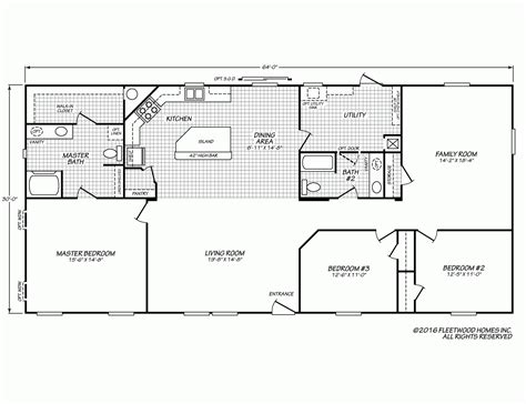 how to find floor plans for fleetwood mobile homes